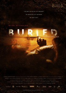 Buried Movie Poster