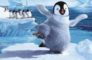 Erik in Happy Feet Two