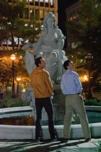 Ryan Reynolds and Jason Bateman