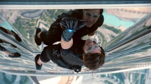 Tom Cruise and the Burj Khalifa