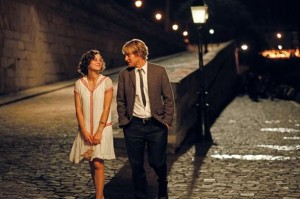 Marion Cotillard and Owen Wilson in Midnight in Paris