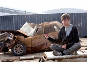 Dan DeHaan (Andrew) in Chronicle