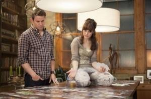 The Vow, starring Channing Tatum and Rachel McAdams