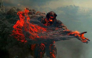 Kronos in Wrath of the Titans