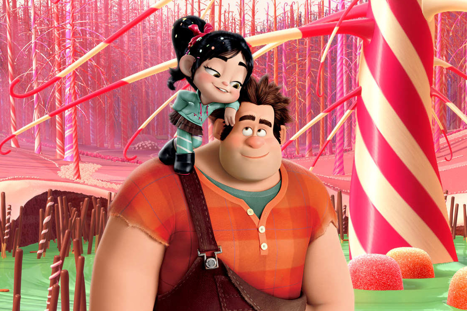 MOVIE JOURNAL: Wreck-It Ralph and Take Shelter