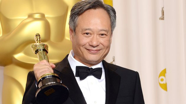 Ang Lee's Oscar for Life of Pi
