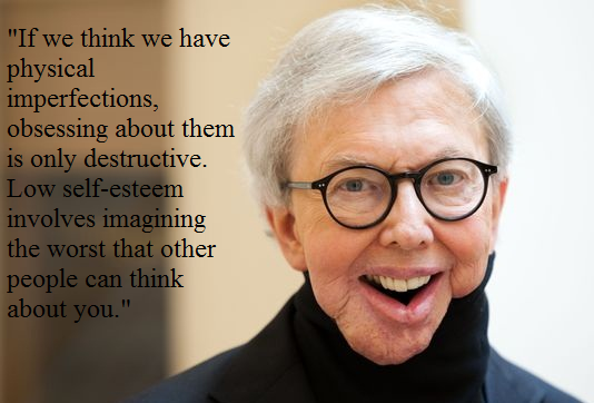 Roger Ebert on Imperfections