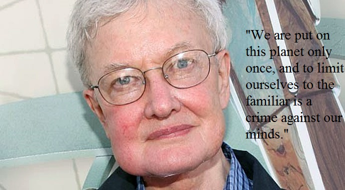 Roger Ebert: My Hero