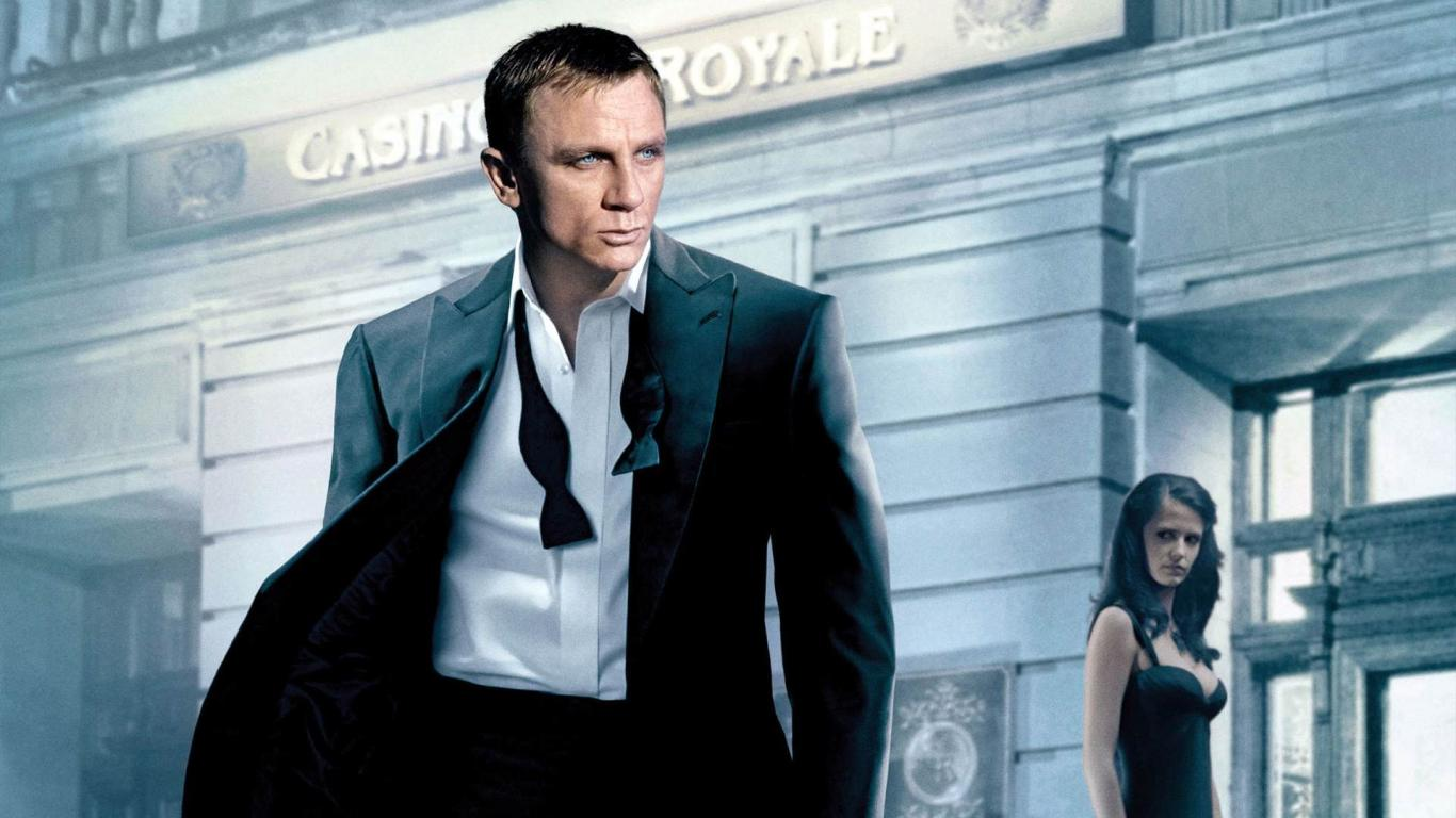 Film james bond casino royale